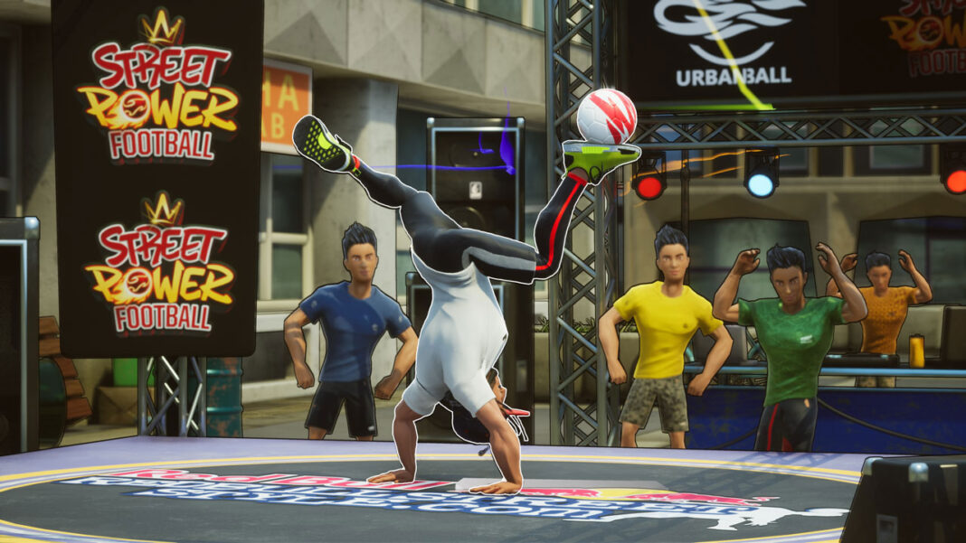 New Freestyle Gameplay Trailer For Street Power Soccer