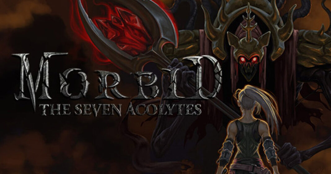 Merge Games Unveil Lovecraftian Horrorpunk Action RPG Morbid: The Seven Acolytes