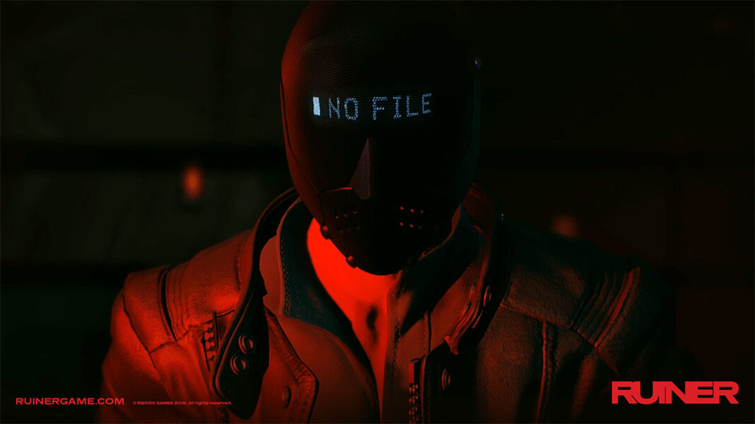 RUINER Unleashes Cyberpunk Fury on Nintendo Switch Today