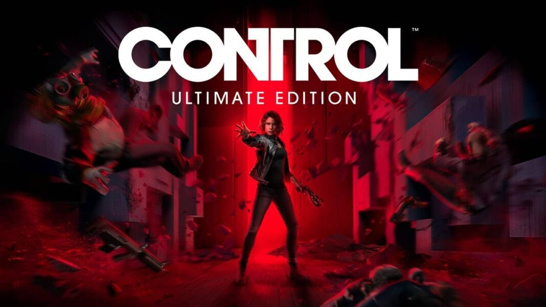 Control Ultimate Edition is coming to Steam on August 27th