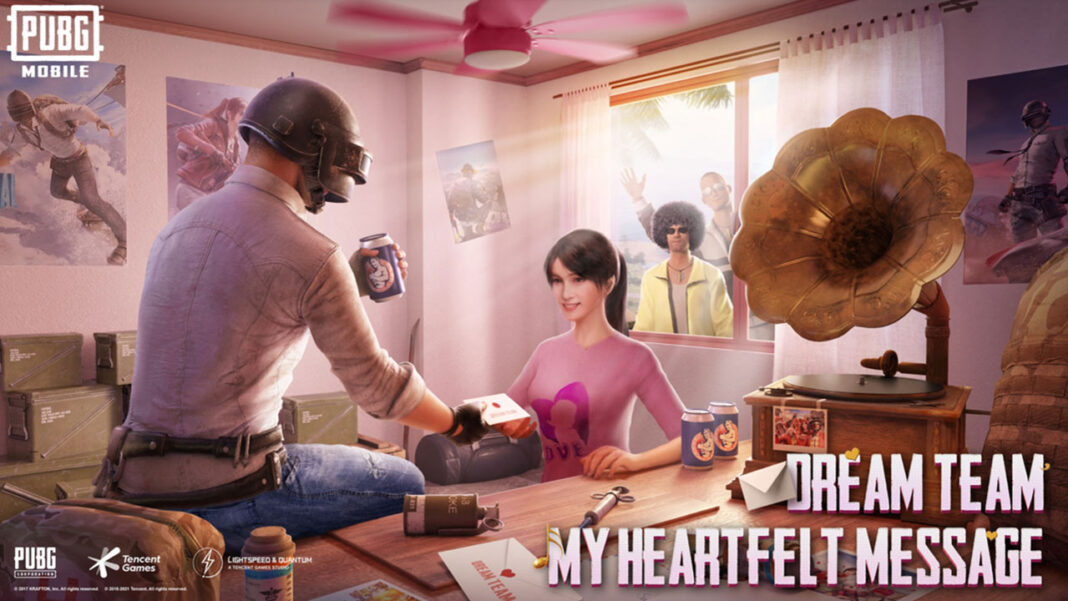PUBG MOBILE Community members find love, friendship and more