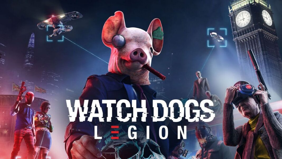 Watch Dogs: Legion offers a free trial this weekend - Wallbang Live