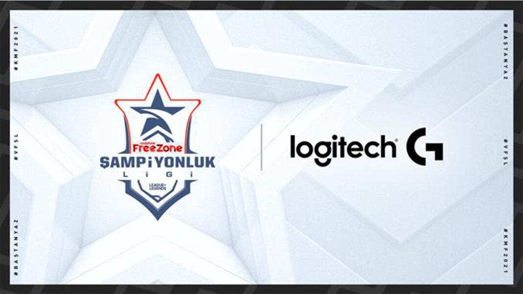 Logitech G, VFŞL Kış Mevsimi Finaline Sponsor oldu