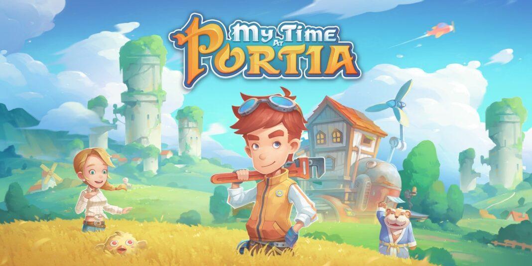 Büyük beğeni toplayan My Time at Portia, bu yaz Android'e geliyor