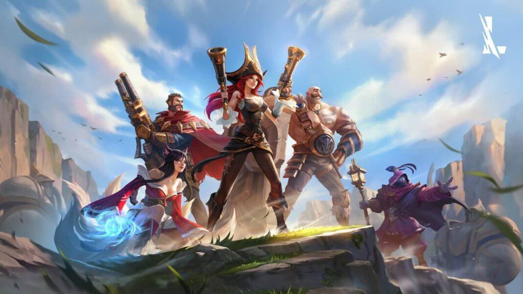 League of Legends Wild Rift Origin Series başlıyor