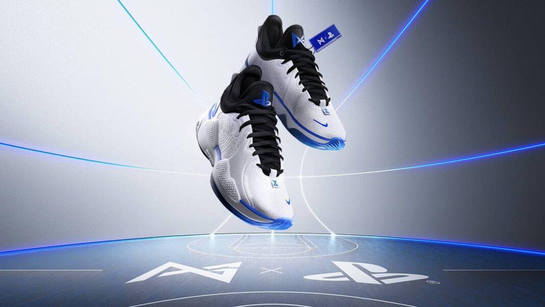 PlayStation 5 Temalı PG5 Ayakkabılar Geliyor