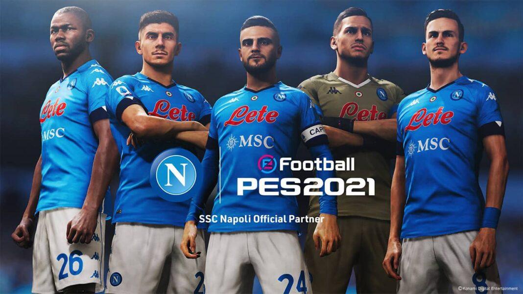 Konami ve SSC Napoli uzun soluklu bir iş birliği için el sıkıştı