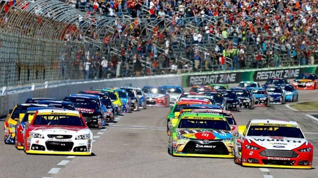 Rocket League ve NASCAR anlaşma yaptı