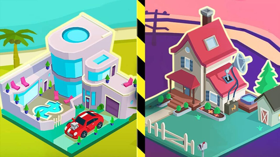 Manage your city and become rich in Idle Mayor Tycoon