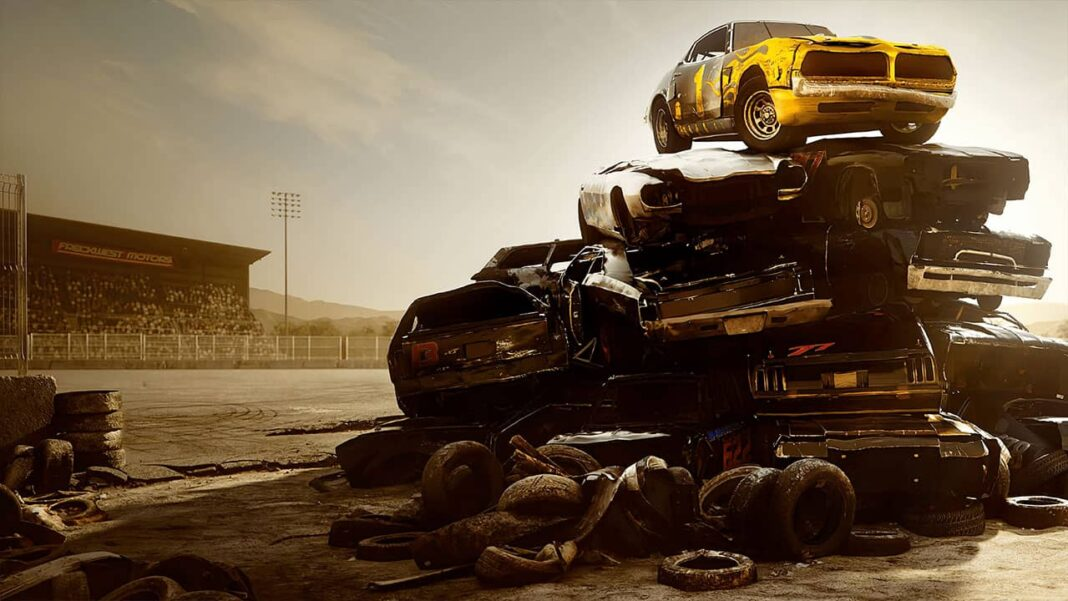 Wreckfest is out now on Xbox Series S